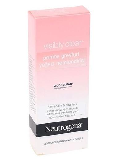 Neutrogena Visibly Pembe greyfurt Yağsız Nemlendirici Renksiz